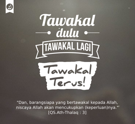 The Power of Tawakal